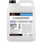 Средство для машинной и ручной мойки полов из кафельной и керамической плитки Pro-Brite D-Concentrate 5 л (концентрат)