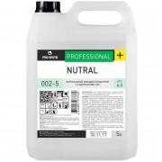 Средство с дезинфицирующим эффектом для машинной и ручной мойки поверхностей Pro-Brite Nutral 5 л