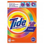 Порошок стиральный автомат Tide Color 450 гр