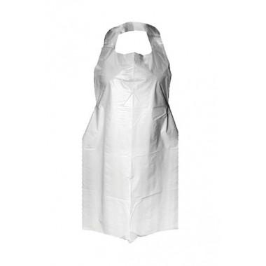 Фото Фартук защитный, 120х90 см пл.60 винил, белый 10 шт