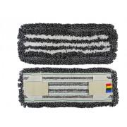 МОП 40 см комби хлопок/микрофибра универсальный, темный