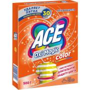 ACE Oxi Magic порошок пятновыводитель для цветных вещей 500 гр