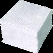 Салфетки 2 слойные, 24*24 см, упаковка 250 шт