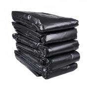 Мешки для мусора 120л Комфорт GLIONNI черный, пласт 250 штук