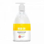 Дезинфицирующее средство на основе изопропилового спирта DESO C9 (флакон 500 мл)