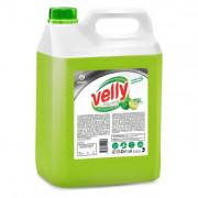 Средство для мытья посуды Velly Premium лайм и мята (канистра 5 кг)
