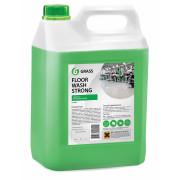 Щелочное средство для мытья пола Floor wash strong (канистра 5,6 кг)