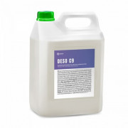 Дезинфицирующее средство на основе изопропилового спирта DESO C9 гель (канистра 5л)