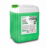 Щелочное средство для мытья пола Floor wash strong (канистра 21 кг)