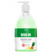 Дезинфицирующее средство на основе изопропилового спирта DESO C9 (ананас) (флакон 500 мл)