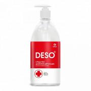 Средство дезинфицирующее DESO (флакон 1000мл) (НОВОЕ) готовый состав