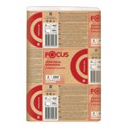 Бумажные полотенца в листах Focus Premium Z-сложения 240х200, 200 листов