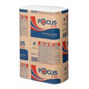 Бумажные полотенца в листах Focus Extra Z-сложения 200