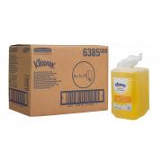 Жидкое мыло пенное в кассетах Kleenex Energy Luxury