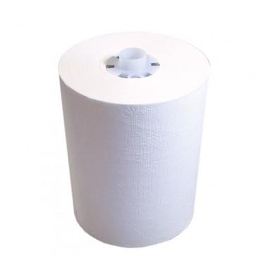 Фото Бумажные полотенца в рулонах Lime 2 слойные белый 110м , 6 шт/упак