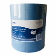 Нетканый протирочный материал CMG 1 слойные 500 листов голубой