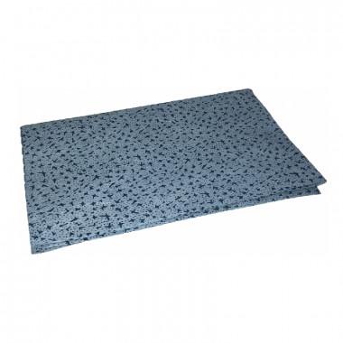 Фото Нетканый протирочный материал CMG 1 слойные 500 листов голубой