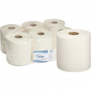 Туалетная бумага Терес Mid-size в миди-рулонах, 2-слоя  100 м