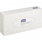 Салфетки косметические Tork Premium 2-слойные, 100 штук в упаковке