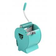 Отжим для уборочных тележек TTS DRY, роликовый, зелёный