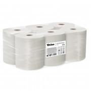 Бумажные полотенца в рулонах Veiro Professional 1 слойные серый 200м , 2 шт/упак
