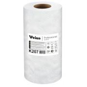 Бумажные полотенца в малых рулонах Veiro Professional Comfort белые двухслойные (24 рулона по 12,5 метра)