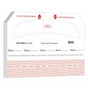 Одноразовые сиденья на унитаз Veiro Professional 1/2 сложение 250 листов
