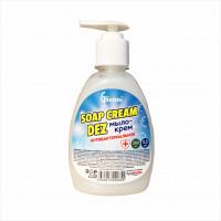 SOAP CREAM DEZ Жидкое крем-мыло 0,3 л