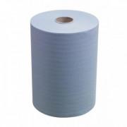 Протирочная бумага Lime 2 слойные синий 350 м