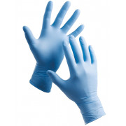 Перчатки латексные р.М (1уп/100шт) упак