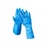 Перчатки Proff Comfort голубые, размер M