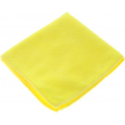 Салфетка из микрофибры 40*40см, 220г (желтый)