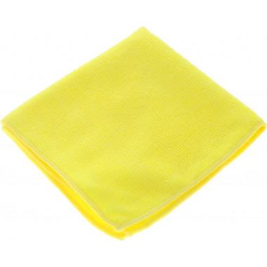 Фото Салфетка из микрофибры 40*40см, 220г (желтый)