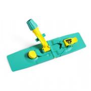 Рамка TTS Blik фиксируемая с педалью и зажимом для мопов с карманами, 40 см