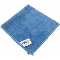 Салфетка из микрофибры 40*40см 310г (голубой)