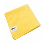 Салфетка из микрофибры 40*40см 310г (желтый)