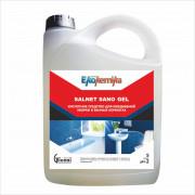 SALNET SANO GEL Кислотное средство для ежедневной уборки в ванных комнатах 5 л
