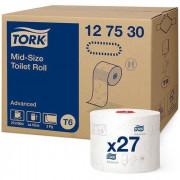 Т/бумага Tork Mid-size в миди-рул. 2-сл 1/27