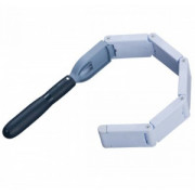 Держатель насадок Vileda Professional МультиДастер для уборки различных поверхностей 66 см пластик/металл серо-голубой