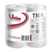 Т/бумага Veiro Prof. Premium 2-сл, 25м 1/8 кор/6