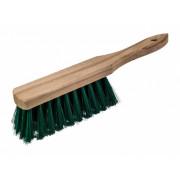 Щетка-сметка 5-ряд. деревянная мягкая, длина 27,5 см, длина ворса 4,5 см