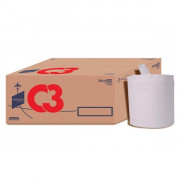 Протирочный материал в рулонах для авиакосмической промышленности Kimtech Aviation для работы с растворителями, 6 рулонов по 60 листов