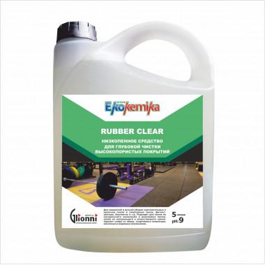 Фото RUBBER CLEAR Средство для чистки мрамора 5л 1/4