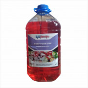 SOAP FOAM Lux Жидкое крем-мыло ВИШНЯ 5л 1/4 ПЭТ