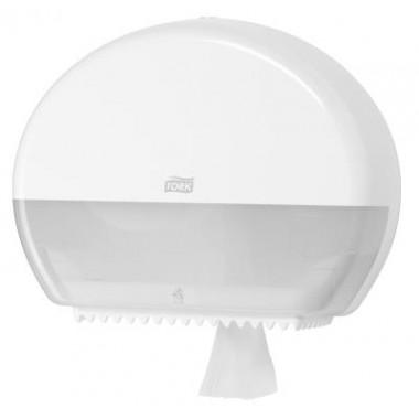 Фото Tork Elevation Т2 Диспенсер для туалетной бумаги в мини-рулонах пластиковый