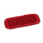 Моп TTS Microriccio 40*13 c держателями, красный