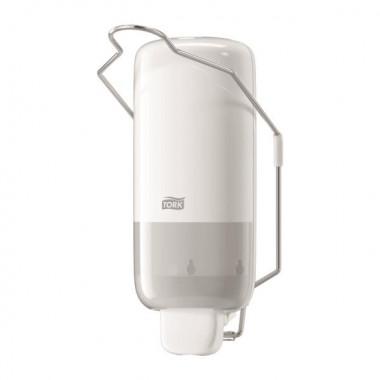Фото Дозатор для жидкого мыла Tork S1 локтевой пластиковый 1 л
