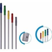Ручка-палка для флаундера 140 см красная