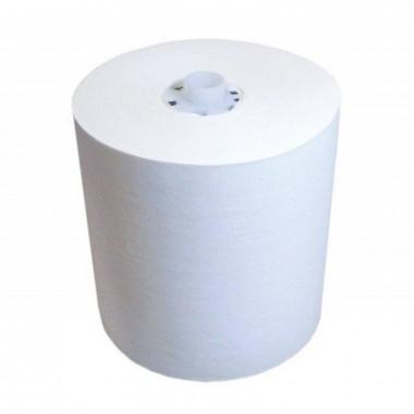 Фото Бумажные полотенца в рулонах Lime 2 слойные белый 170м , 6 шт/упак