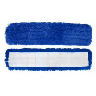 Фото МОП акрил 80 см для сухой уборки синий